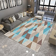 ZAZN Geometric Carpets, Decorative Living Room,
