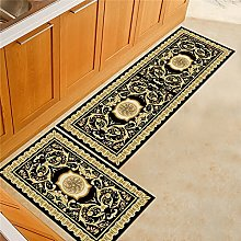 ZAZN Home Kitchen Carpet Anti-Slip Wear-Resistant
