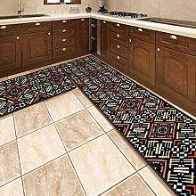 ZAZN Kitchen Floor Mats Modern Nordic Style Carpet