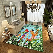 ZAZN Landscape Printing Rectangular Carpet,