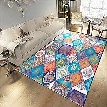 ZAZN Light Luxury Abstract Carpet, Home Sofa,