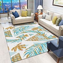 ZAZN Nordic Abstract Style Carpet Suitable For