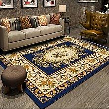 ZAZN Retro Printed Carpet, Home Decoration Sofa,
