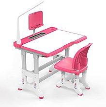 ZBBN Kids Desk and Chair Set,Childrens Desk Height