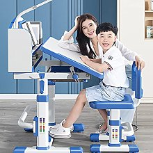 ZBBN Kids Desk and Chair Set,Functional Childrens
