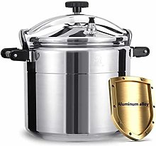 ZBINGAFF Commercial aluminum pressure cooker,