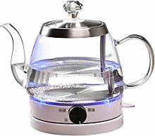 ZBINGAFF Electric Kettle, Glass Electric Tea