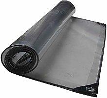 ZBM-ZBM Transparent Tarpaulin Waterproof PVC