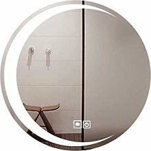 ZBY Bathroom Mirror Led Lighting with Wall Light