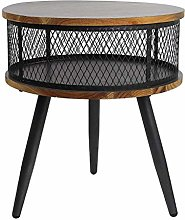 ZBY Coffee Tables Bar Tables End Tables Round