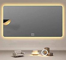 ZBY Illuminated Bathroom Mirror with Led Light