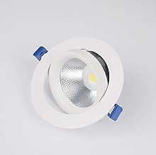 ZBY Lamp Light Recessed Round Ceiling Light
