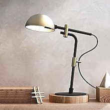 ZBY Lamp Light Retro Creative Design Desk Desk