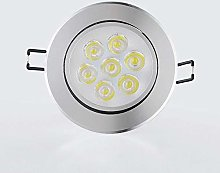 ZBY Lamp Light Ultra Slim Antirust Aluminum