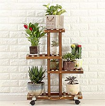 ZBY Racks Garden Decoration Sheing for Living Room