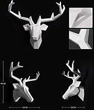 ZC Wall Sculptures-Wall Decoration European Animal