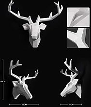 ZC Wall Sculptures-Wall Hanging Animal Wall
