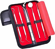 ZCHD Stainless Steel Dental Hygiene Kit