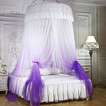 Zcm Bed Canopy dome Hanging Kids Baby Bedding Dome