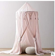 Zcm Bed Canopy dome Kid Baby Bed Canopy Bedcover