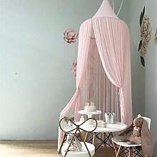 Zcm Bed Canopy dome Kids Baby Bed Canopy Bedcover