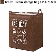 Zcm Storage basket Collapsible Clothes Toy Laundry