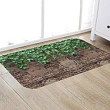 ZCMTD 3D Print Carpets for Living Room Absorbent