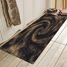 ZCMTD Print Kitchen Carpet Anti Slip Absorbent