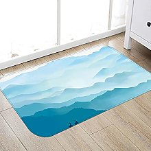 ZCMTD Printed Floor Mats Home Decor Mat Kitchen