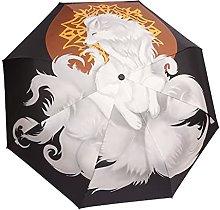 ZCRFYY Automatic umbrella folding automatic