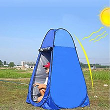 ZCXBHD Camping Toilet Tent Pop Up Shower Privacy