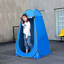ZCXBHD Thicken Camping Toilet Tent Pop Up Shower