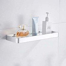 ZCY Bathroom Shelf Corner Shelves Glass Wall