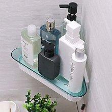 ZCY Bathroom Shelf Corner Shelves No Drilling Wall