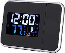 zcyg Clock,Multifunctional Radio Wave Electronic