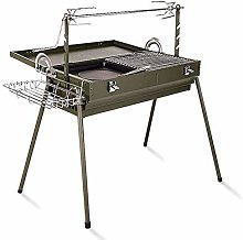 ZCZZ Charcoal Grill Barbecue Charcoal Grill
