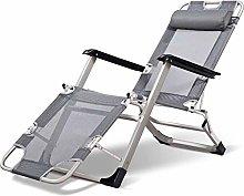 ZCZZ Deck Chair Garden Loungers And Recliners Sun