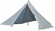 ZCZZ Outdoor Ultralight Camping Tent, 4 man