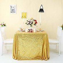 Zdada-Sequin Tablecloth-Silver Sequin Tablecloth