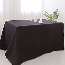 Zdada Square Tablecloth Polyester Fabric Table
