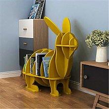 ZDAMN Children's Bookshelf Creative Animal