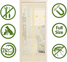 ZDDT Automatic Magnetic Fly Screen Door Keep