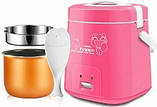 ZDERET Mini Rice Cooker 2 Or 3 People Student