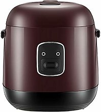 ZDERET Small Rice Cooker 1 Or 2 Person Single