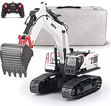ZDYHBFE Remote Control Truck RC Excavator Toy 22