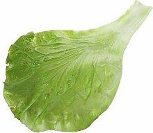 Zeagro 5 x Artificial Vegetable Lettuce Leaves
