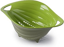 Zeal Colander Large Two Tone (Outer Dark Inner)