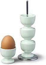 Zeal G277G Stack and Store Egg Cups/Holders, Set