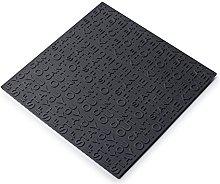 Zeal Heat Resistant Non-Slip Trivet Pot Rest,