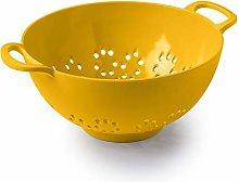 Zeal Melamine Colander/Strainer (15cm) -Mustard